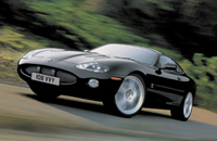 Jaguar XK8 2003 version
