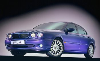 Jaguar X type Indianapolis