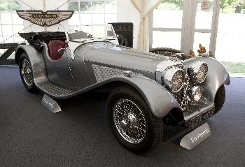 Jaguar SS100 Goodwood