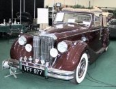 Jaguar Mark 5