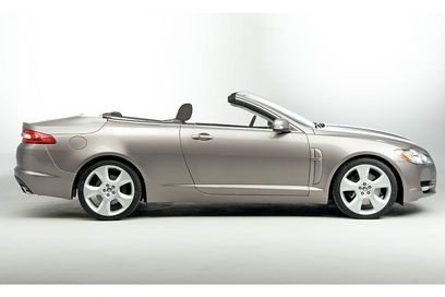 Jaguar XF convertible